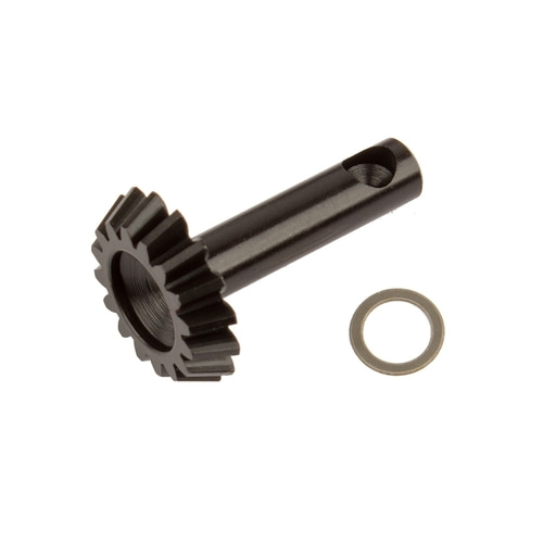 AA92142 RC10B74 Differential Pinion Gear, 16T