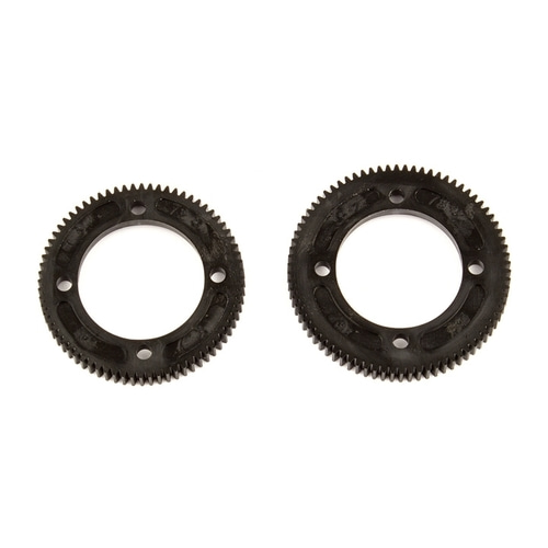 AA92149 B74 Center Diff Spur Gears, 72T/48P, 78T/48P