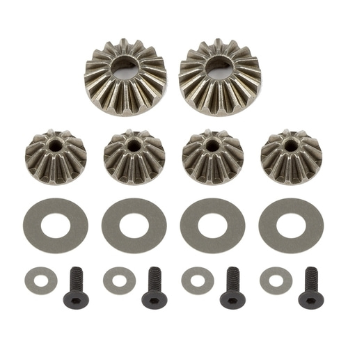 AA92132 RC10B74 Differential Rebuild Kit