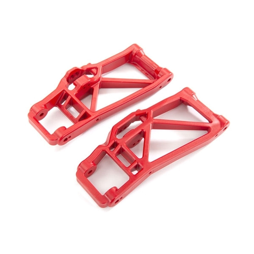 AX8930R SUSPENSION ARMS, LOWER, RED (LEFT AND RIGHT, FRONT OR REAR)(2)