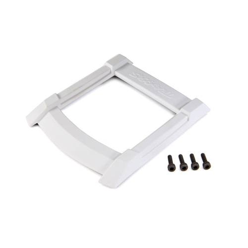 AX8917A SKID PLATE, ROOF (BODY) (WHITE)/ 3X10MM CS (4)