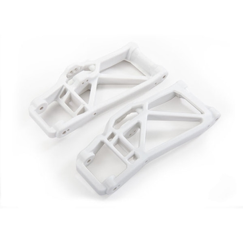 AX8930A SUSPENSION ARMS, LOWER, WHITE (LEFT AND RIGHT, FRONT OR REAR)(2)