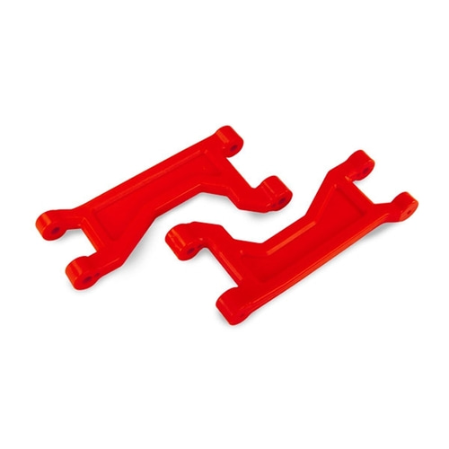 AX8929R SUSPENSION ARMS, UPPER, RED (LEFT OR RIGHT, FRONT OR REAR) (2)