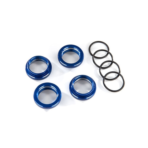 AX8968X Spring retainer(adjuster),blue,GT-Maxx
