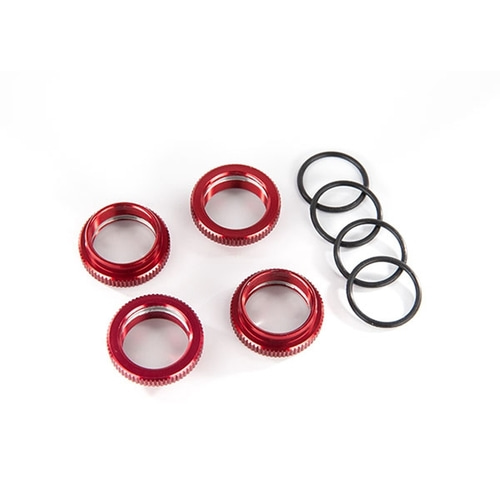 AX8968R Spring retainer (adjuster), red,GT-Maxx