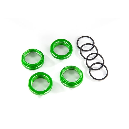 AX8968G Spring retainer(adjuster),green,GT-Maxx