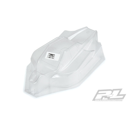 AP3562 Axis Clear Body for TLR 8ight-X