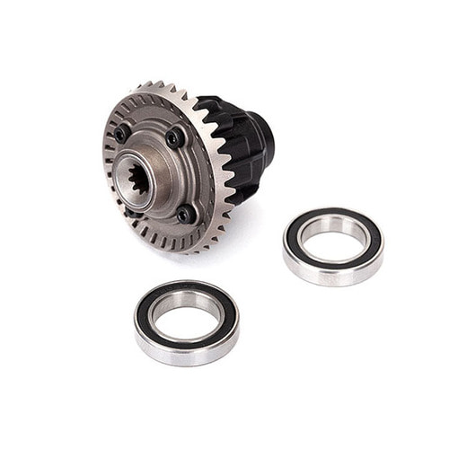 AX8576 Differential, rear (fully assembled)